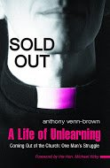 A Life of Unlearning Front Cover 2004 SOLD OUT